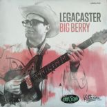 "45Rpm ✦ LEGACASTER ✦ ""Big Berry"" - Twangin' Rockabilly Guitar♫"